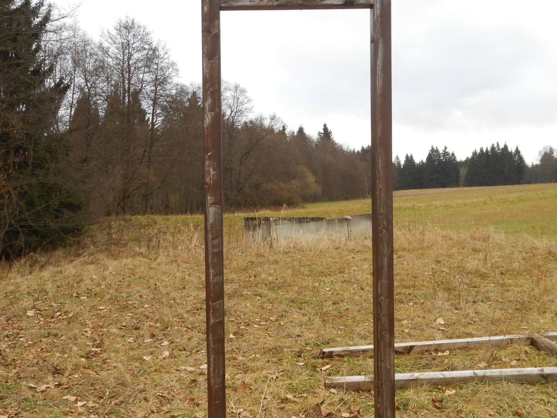 Handgranatenwurfstand Bodelsberg - M136