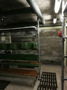 Ruheraum Bunker